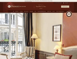trocadero-la-tour.com screenshot
