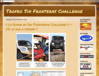 trofeosinfronteras.blogspot.com.es screenshot