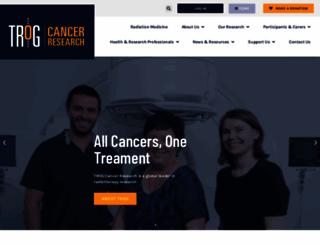 trog.com.au screenshot