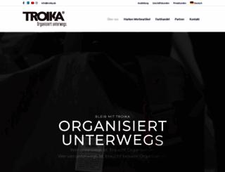 troika.org screenshot