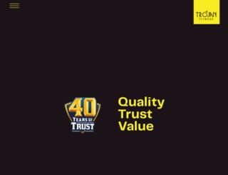 trojanply.com screenshot