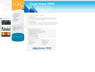 trojanstargames.dbv.pl screenshot