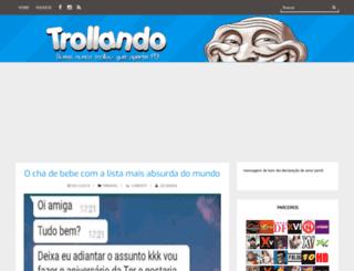 trollando.com screenshot
