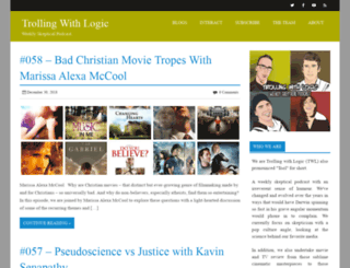 trollingwithlogic.com screenshot