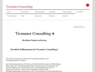 tromcon.com screenshot