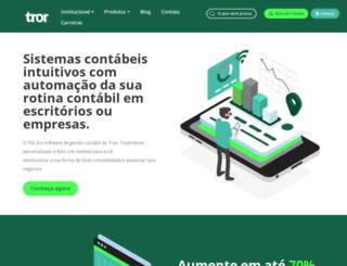 tron.com.br screenshot