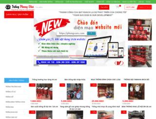 tronghoithanglong.com screenshot