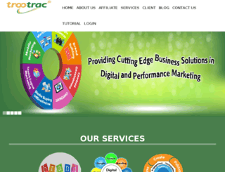 trootrac.com screenshot