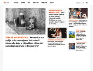 trosjed.net.hr screenshot