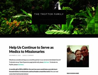 trotters41.com screenshot