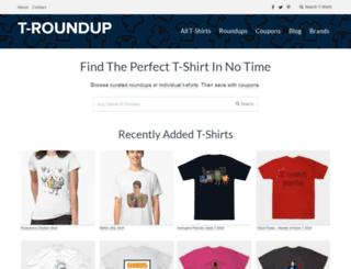 troundup.com screenshot