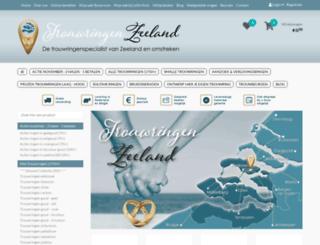 trouwringen-showroom.nl screenshot