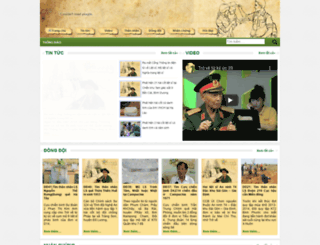 trovetukyuc.vn screenshot