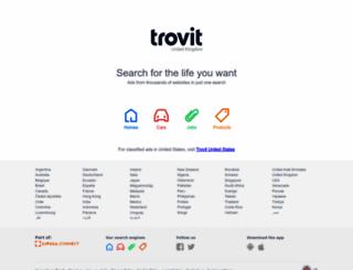 trovit.co.uk screenshot