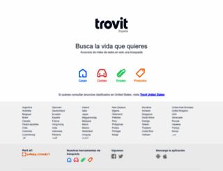 trovit.es screenshot