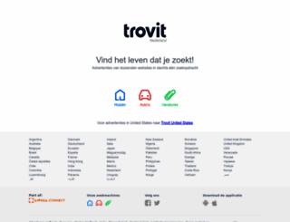 trovit.nl screenshot