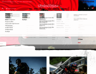 troyleedesigns.com screenshot