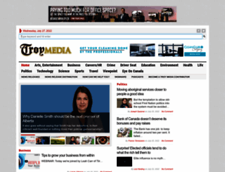 troymedia.com screenshot