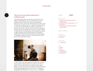 troyvaladez.wordpress.com screenshot