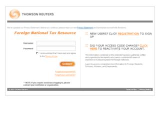 trr.windstar.com screenshot