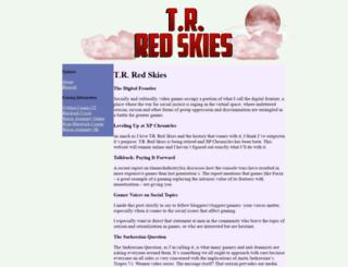 trredskies.com screenshot