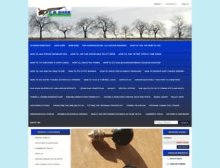 trrobb.com screenshot