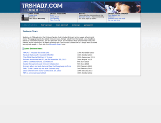 trshady.com screenshot
