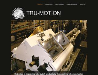 tru-motion.com screenshot