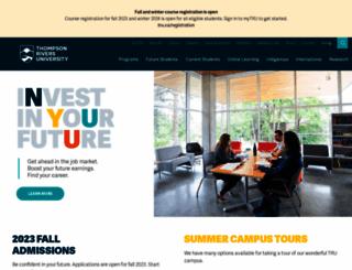 tru.ca screenshot