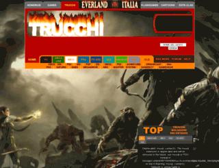 trucchi.everlanditalia.it screenshot