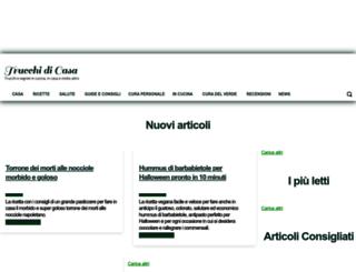 trucchidicasa.com screenshot