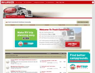 truckconversion.net screenshot
