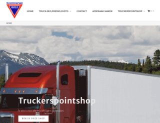 truckerspoint.de screenshot