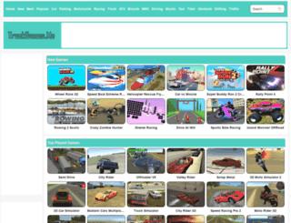 truckgames.me screenshot