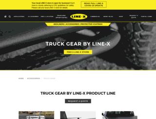 truckgear.com screenshot