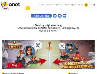 truckpol.republika.pl screenshot