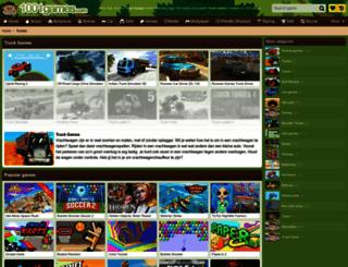 trucks.gamesxl.com screenshot