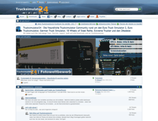 trucksimulator24.com screenshot