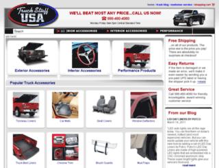 truckstuffusa.net screenshot