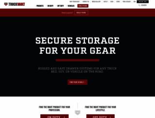truckvault.com screenshot