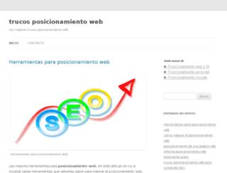 trucosposicionamientoweb.com screenshot