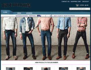 true-religion-jeans.us.com screenshot