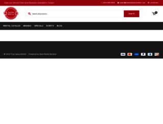 true-value-rental.myshopify.com screenshot