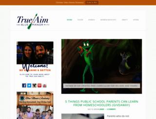 trueaimeducation.com screenshot