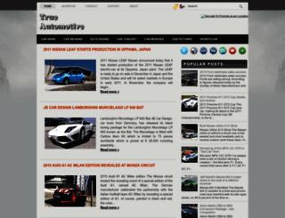 trueautomotive.blogspot.com screenshot