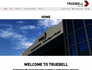 truebell.org screenshot