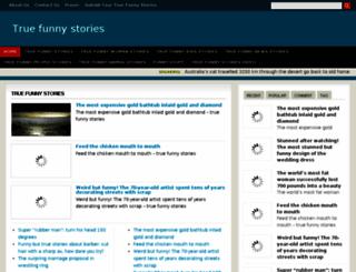 truefunnystories.info screenshot