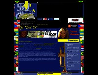 truegracepromotions.com screenshot