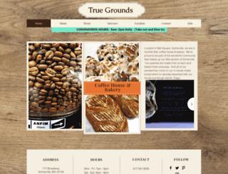 truegrounds.com screenshot