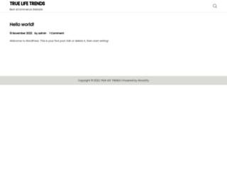 truelifetrends.com screenshot